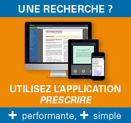 L'Application Prescrire