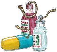Bilan des médicaments à écarter